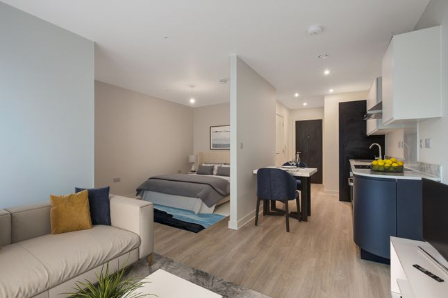 Studio for sale in Laurence Place, Embankment West M3