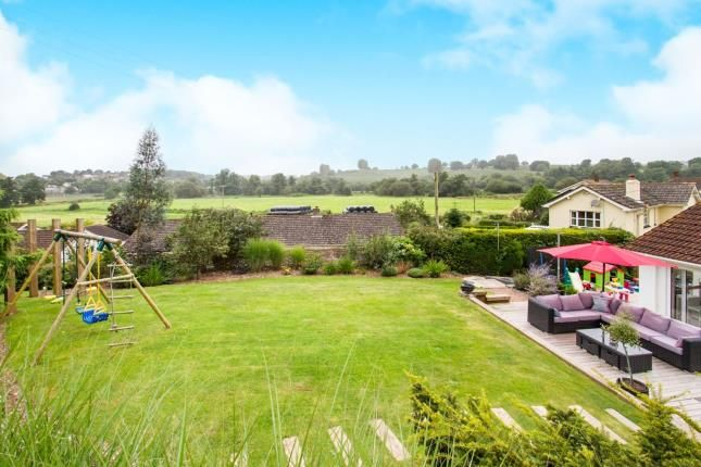 Thumbnail Bungalow for sale in Harpford, Sidmouth, Devon