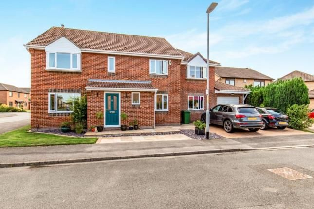 Thumbnail Detached house for sale in Daltry Close, Yarm, Durham