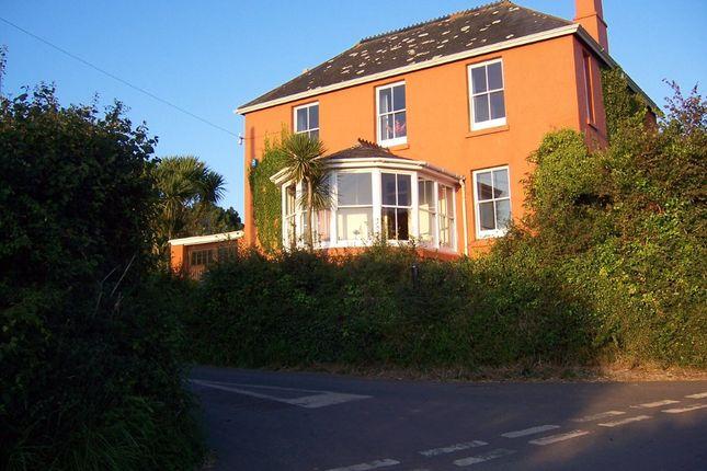 Thumbnail Detached house for sale in Galmpton Cross, Galmpton, Kingsbridge, Devon