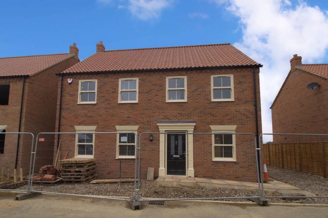 Thumbnail Detached house for sale in Saxon Way, Terrington St. Clement, King's Lynn