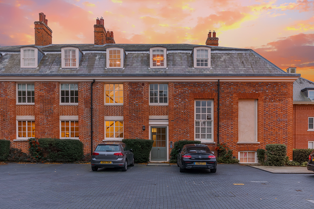 Thumbnail Flat for sale in The Coach House, Balls Park, Hertford