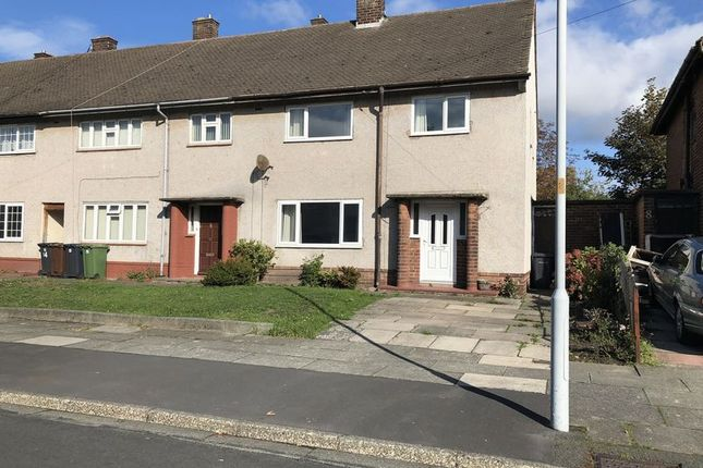 Thumbnail Terraced house to rent in Longfield Avenue, Crosby, Liverpool