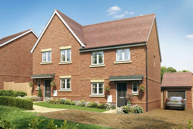 """Thumbnail Detached house for sale in """"The Eveleigh"""" at Old Broyle Road, West Broyle, Chichester"""