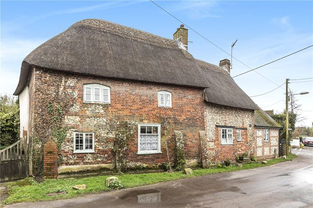Thumbnail Detached house for sale in Manor Road, Stourpaine, Blandford Forum, Dorset