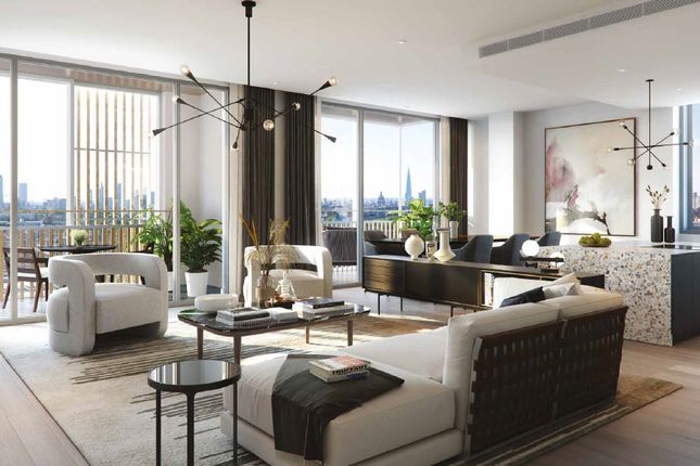 Thumbnail Flat for sale in Skyline Collection, Kings Cross Quarter, London