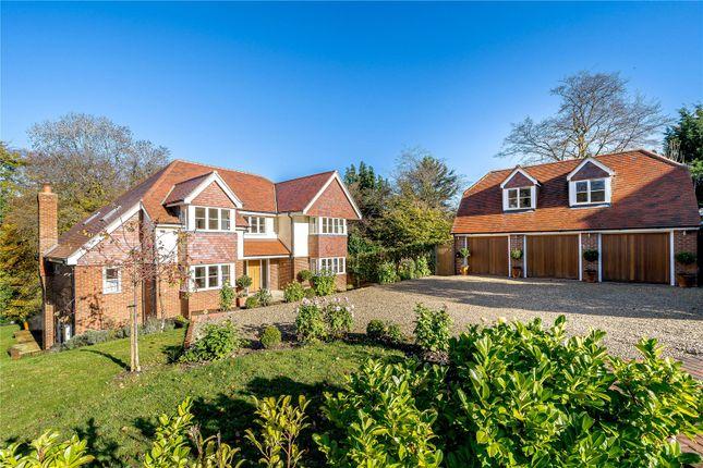 Thumbnail Detached house for sale in Long Park Close, Amersham, Buckinghamshire
