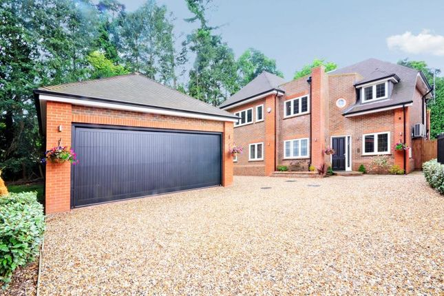 Thumbnail Detached house to rent in Bracken Hill Close, Northwood