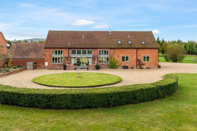 Thumbnail Barn conversion for sale in Willow Bank Barn, Little Comberton, Pershore, Worcestershire