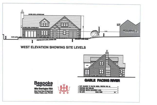 Thumbnail Land for sale in Walton Green, Walton-Le-Dale, Preston