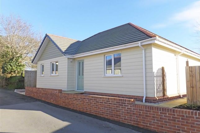 2 bed detached bungalow for sale in Kingswood Terrace, North Road, Holsworthy