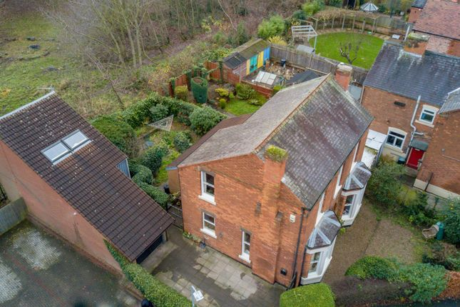 Thumbnail Detached house for sale in Park Street, Beeston, Nottingham