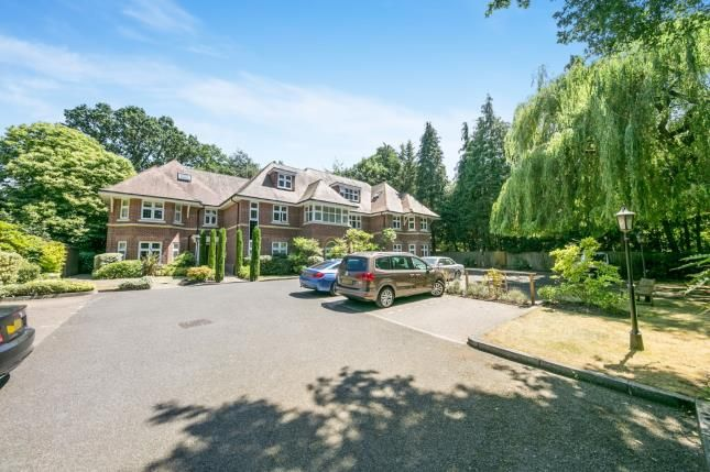 Thumbnail Flat for sale in Knightsbridge Road, Camberley, Surrey