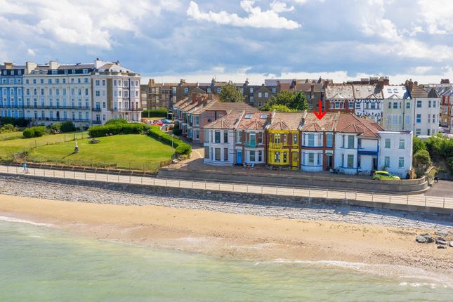 Thumbnail Terraced house for sale in Beach Houses, Royal Crescent, Margate