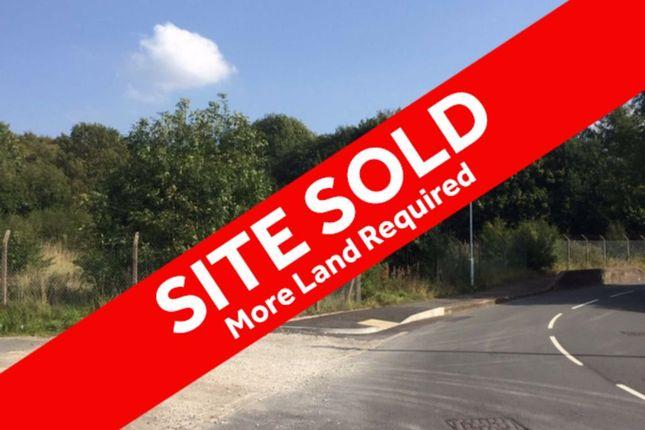 Thumbnail Land for sale in Norton Industrial Estate, Bellerton Lane, Norton In The Moors, Stoke-On-Trent