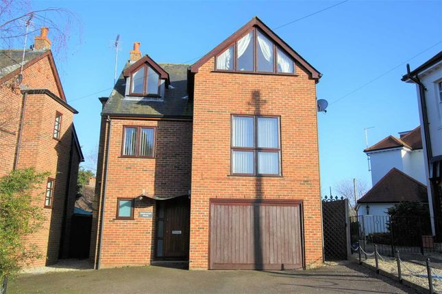 Thumbnail Detached house for sale in Coronation House, 11A Station Approach, Newmarket
