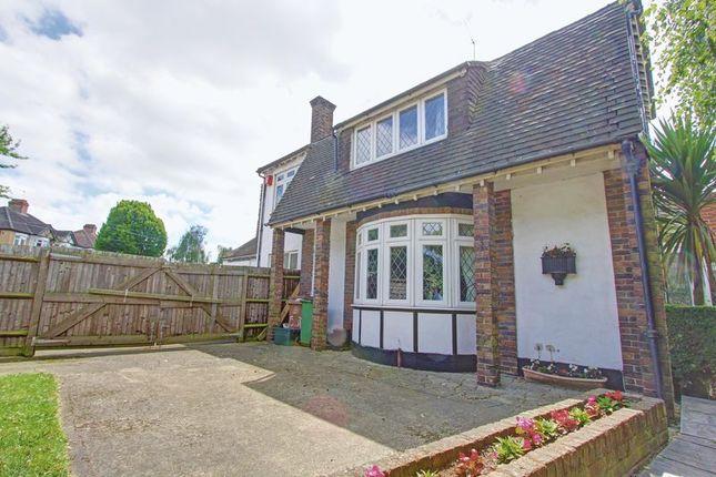 Thumbnail Semi-detached house to rent in Croydon Road, Wallington