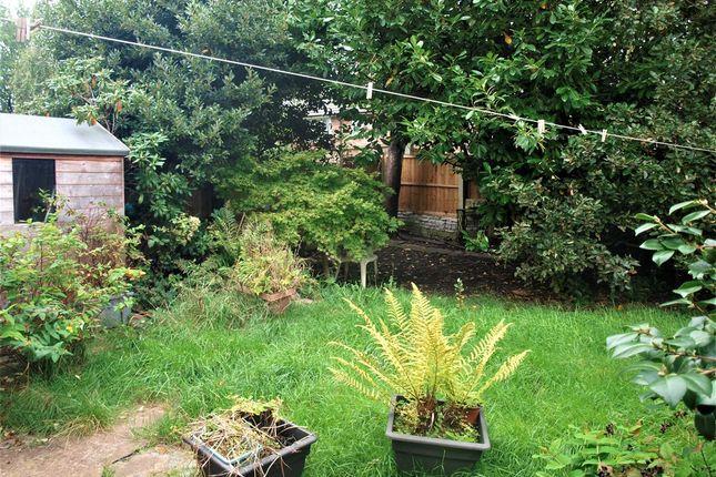 Rear Garden of Sandforth Court, Queens Drive, West Derby, Liverpool L13