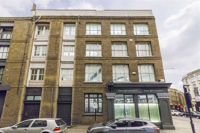 Thumbnail Flat to rent in Phipp Street, London