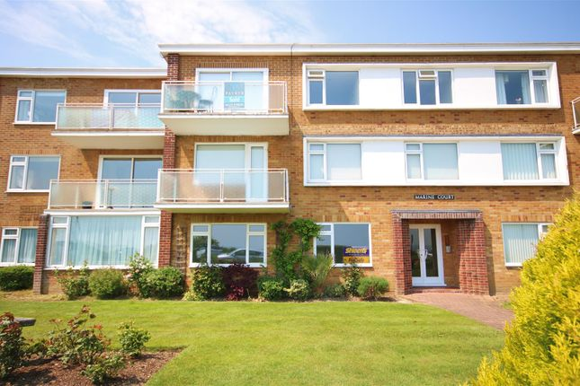 Thumbnail Flat for sale in Marine Court, The Esplanade, Frinton-On-Sea