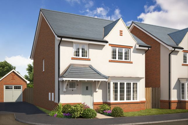 Thumbnail Detached house for sale in Mosley Common Road, Tyldesley