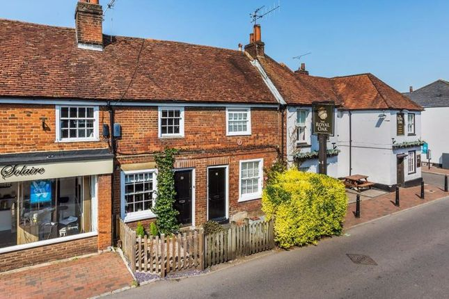 Terraced house for sale in High Street, Bookham, Leatherhead