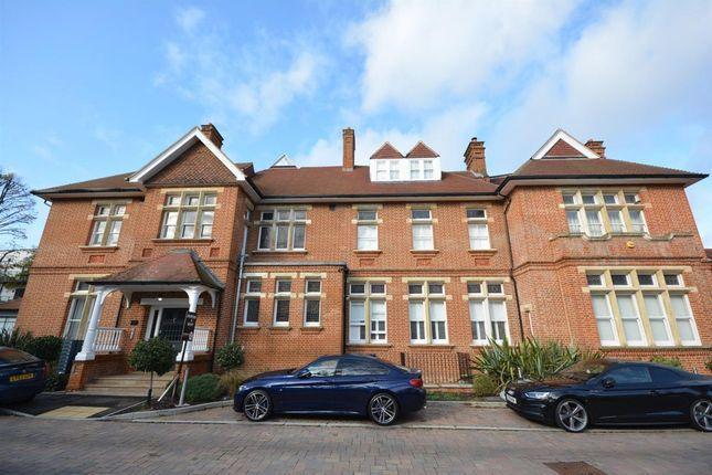 Thumbnail Flat for sale in The Grange, Wildcary Lane, Harold Wood, Romford