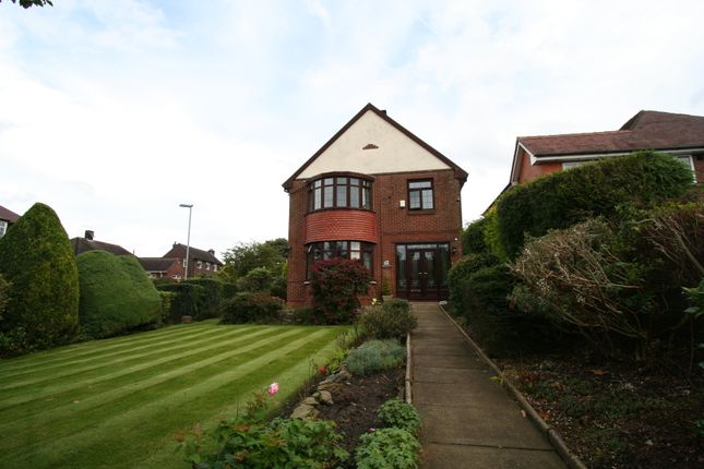 Thumbnail Detached house for sale in Oldham Road, Thornham, Rochdale