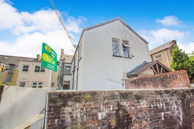 Thumbnail Flat to rent in Taff Street, Pontypridd