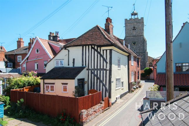 Thumbnail Terraced house for sale in West Street, Wivenhoe, Colchester