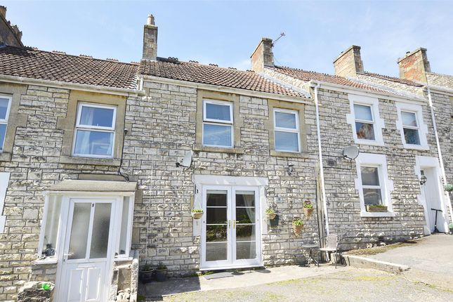 Thumbnail Terraced house for sale in Railway View Place, Midsomer Norton, Radstock, Somerset