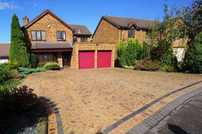 Thumbnail Detached house for sale in Cranmer Grove, Sutton Coldfield