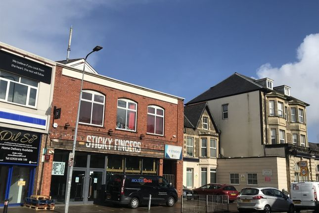 Thumbnail Retail premises to let in Richmond Road, Cardiff