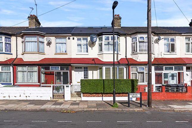 Thumbnail Terraced house for sale in Dowsett Road, Tottenham, London