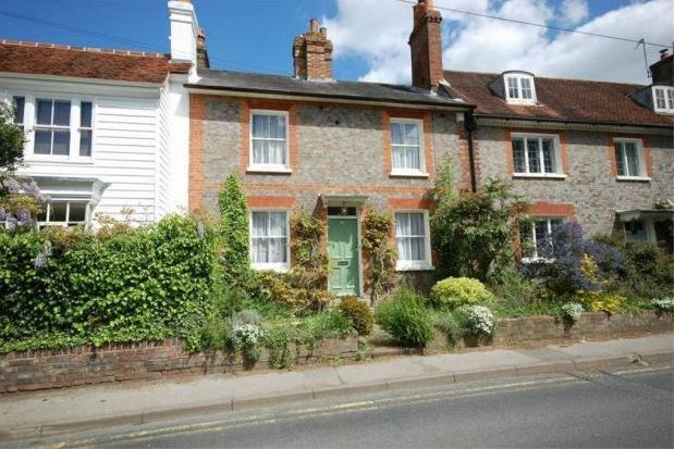 Thumbnail Terraced house to rent in Church Street, Uckfield