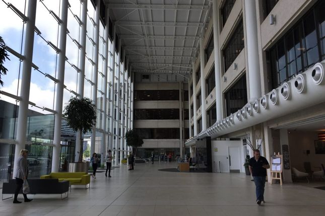 Thumbnail Office to let in Suite West 007, Building 1000, Lakeside North Harbour, Portsmouth