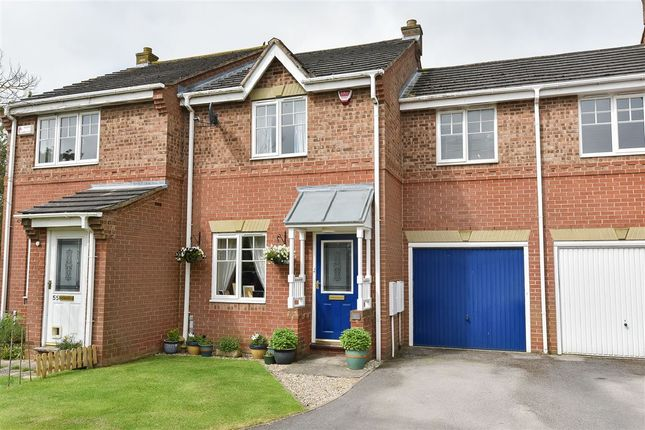 Thumbnail Town house for sale in Leadley Croft, Copmanthorpe, York