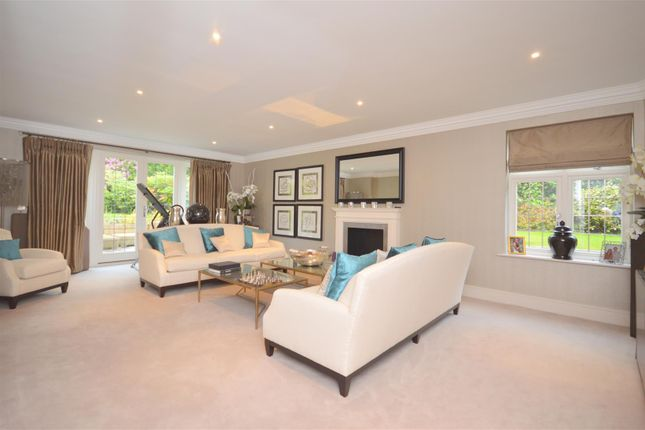 Drawing Room of Forest Drive, Kingswood, Tadworth KT20
