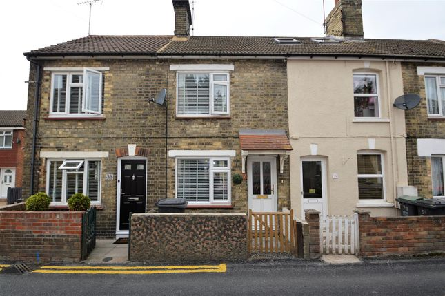 Thumbnail Terraced house to rent in High Street, Wouldham, Rochester