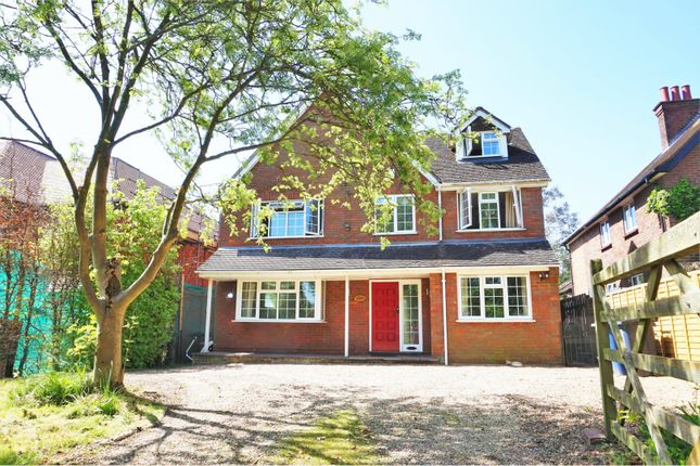 Thumbnail Detached house for sale in Ley Hill, Chesham