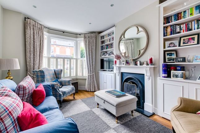 Reception Room of Astonville Street, London SW18