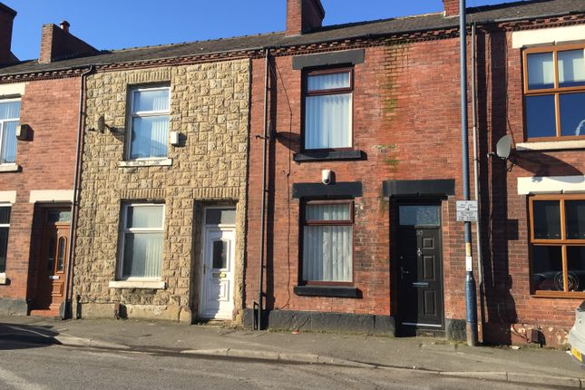 Thumbnail Terraced house to rent in Ashton Rd, Denton