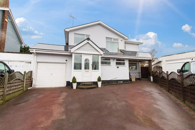 Thumbnail Detached house for sale in Colworth Close, Hadleigh