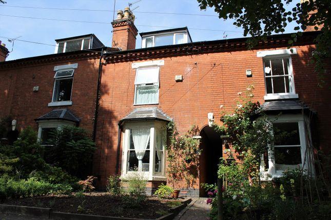 Thumbnail Terraced house for sale in Selly Oak Road, Birmingham