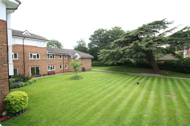 Thumbnail Property for sale in Cedar Court, Crockford Park Road, Addlestone, Surrey