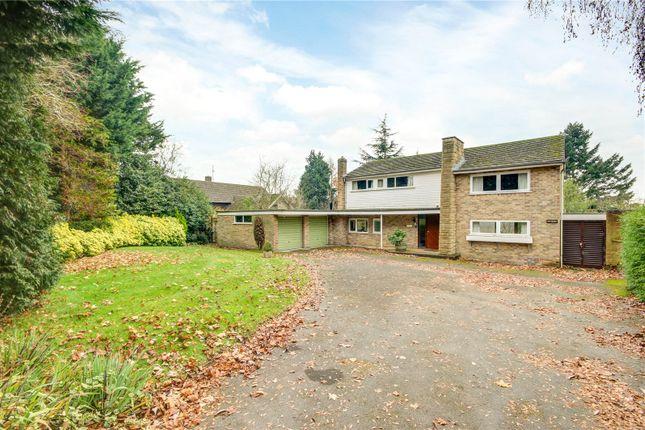 Thumbnail Detached house for sale in Speen Lane, Newbury, Berkshire