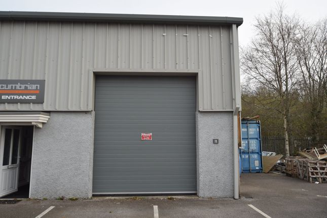 Thumbnail Warehouse to let in Low Stott Park, Ulverston