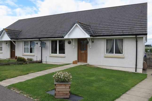 Thumbnail Bungalow for sale in Broomhill Road, Muir Of Ord