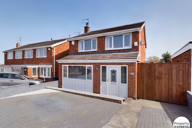Thumbnail Detached house for sale in Westminster Close, Eston, Middlesbrough