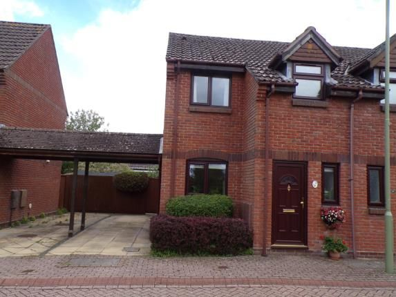 Front of Bishop Court, Ringwood BH24